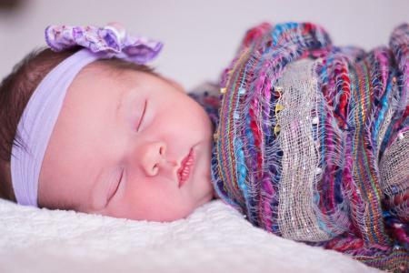 Vývoj miminka v 1. měsíci