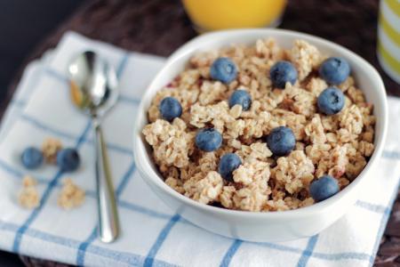 9 důvodů, proč snídat ovesné vločky