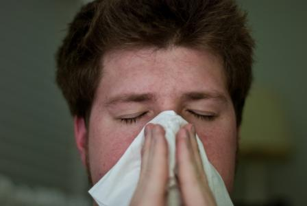 Chronická rýma může způsobit vážné komplikace