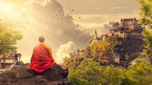 Meditace snižuje stres a zvětšuje šedou hmotu mozkovou