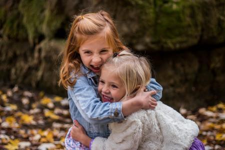 8 životních lekcí, které bychom si měli osvojit od dětí