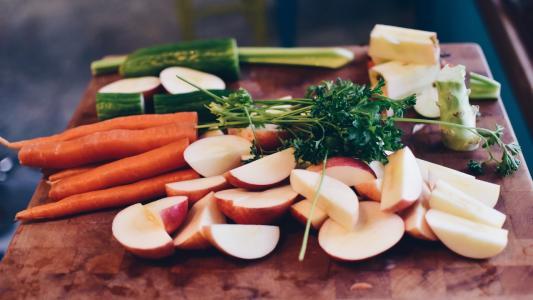 30 potravin, po kterých se hubne