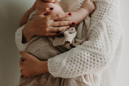 Nemoci novorozenců a kojenců