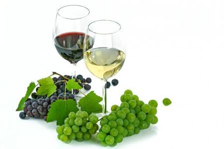 Červené nebo bílé víno, aneb víno jako lék