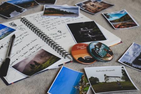 Deník, bullet journal a scrapbook. Podpořte svou duševní pohodu kreativitou