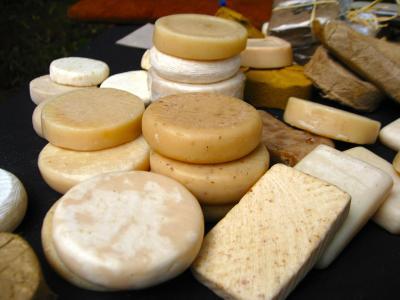 DIY kozí mýdlo pro jemnější a hladší pleť