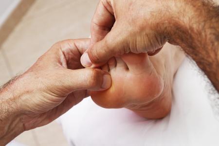 Reflexní terapie chodidel aneb masáží ke zdraví