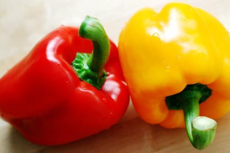 Paprika? Červená, žlutá nebo zelená?
